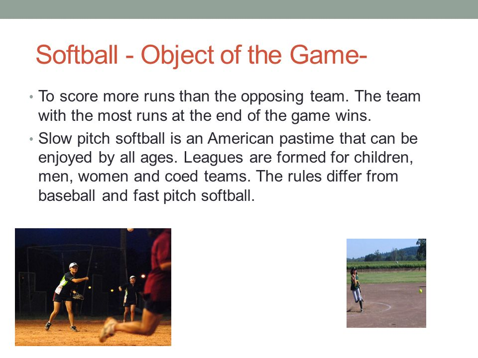 Softball - History Softball originated in Chicago on Thanksgiving Day, 1887.