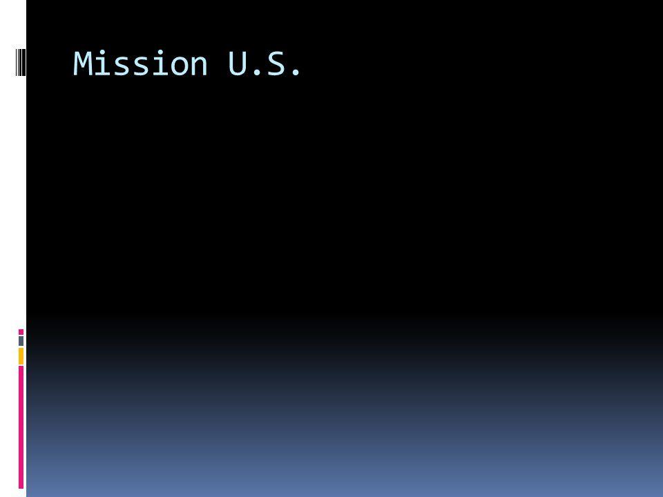 Mission U.S.
