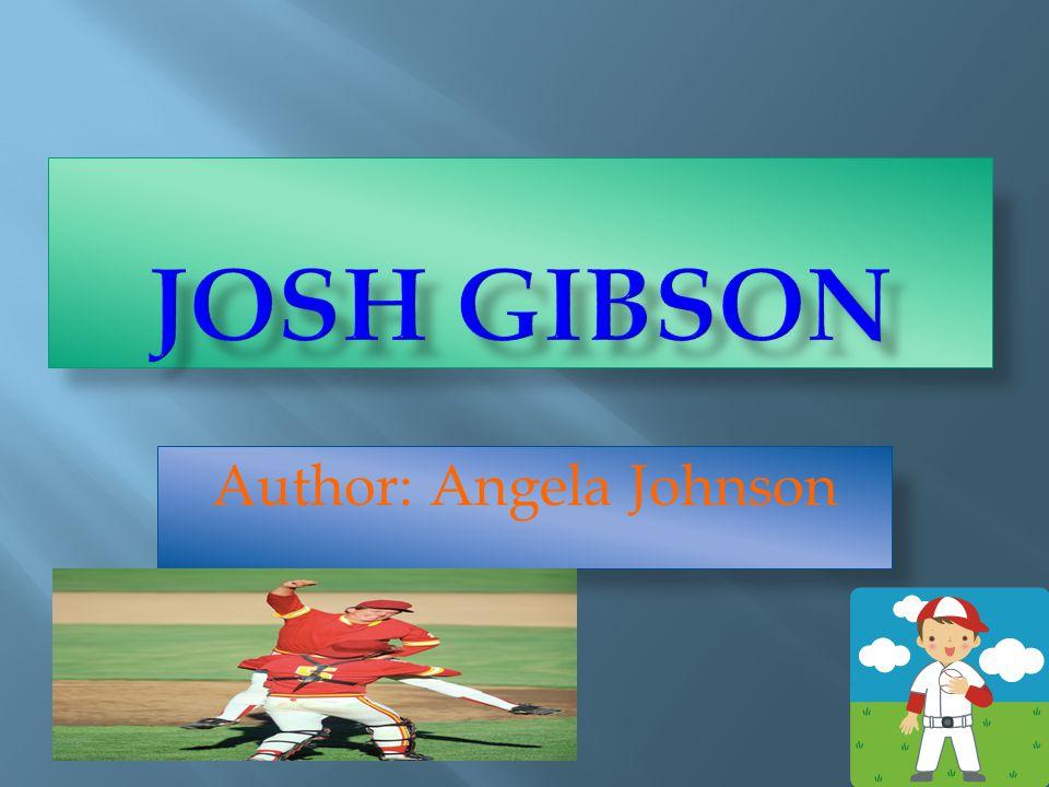 Author: Angela Johnson
