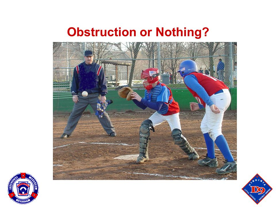 Obstruction or Nothing?