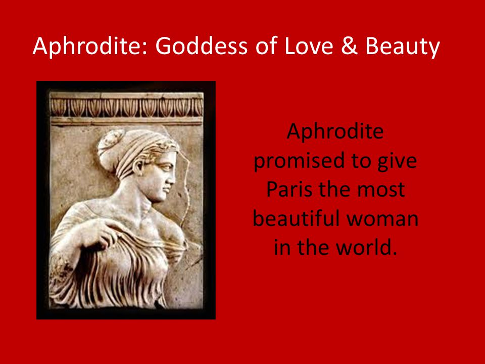 Hera: Goddess of Marriage & Childbirth Hera promised to make Paris the king of all Europe and Asia.