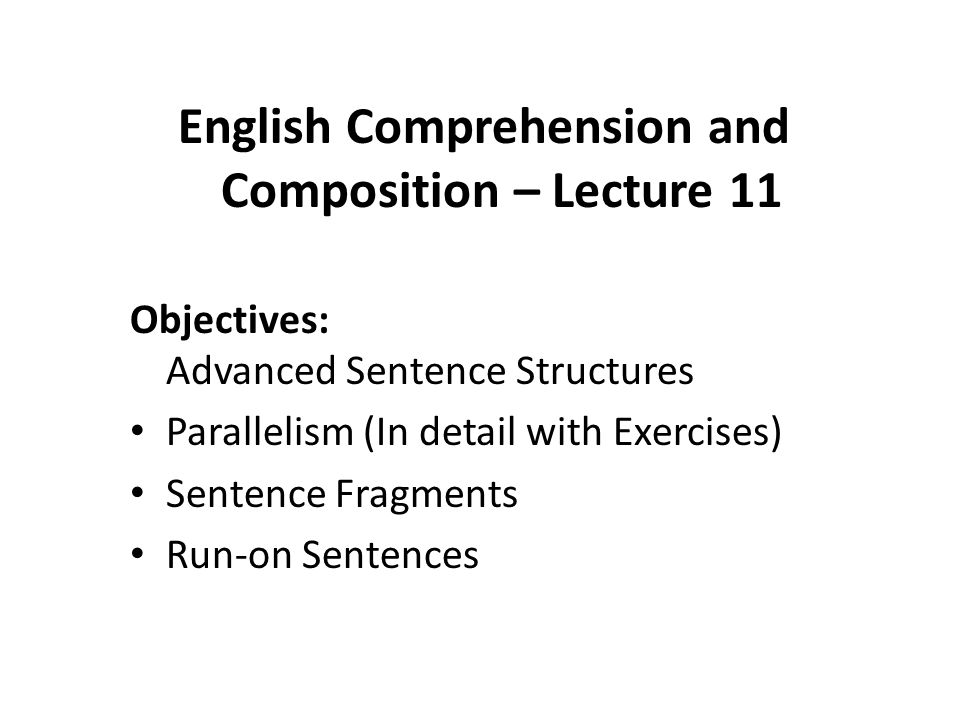 Let's correct a sentence using a comma and a conjunction.