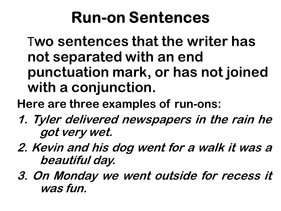 Quick Test, Part 1 Directions: In the items that follow, choose the sentence that has no errors in structure.