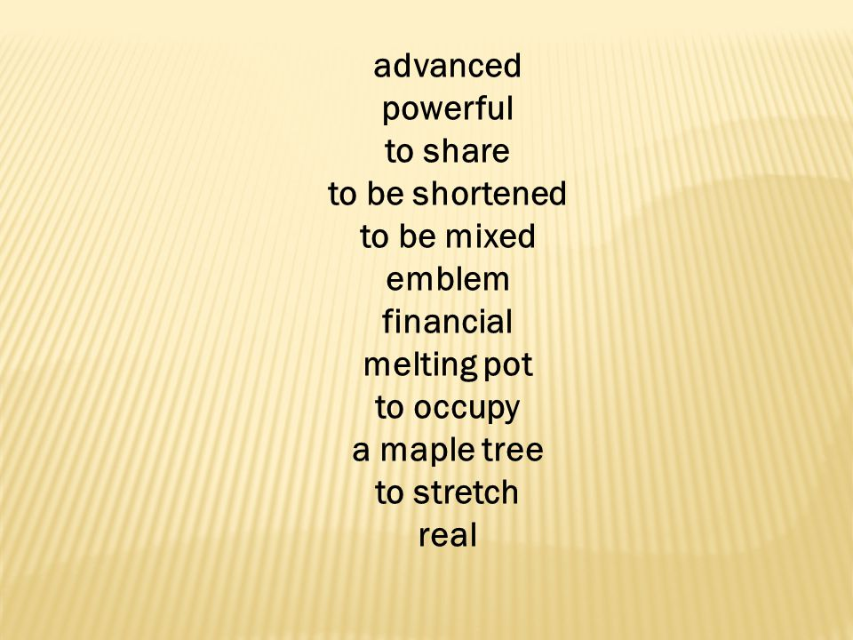 advanced powerful to share to be shortened to be mixed emblem financial melting pot to occupy a maple tree to stretch real