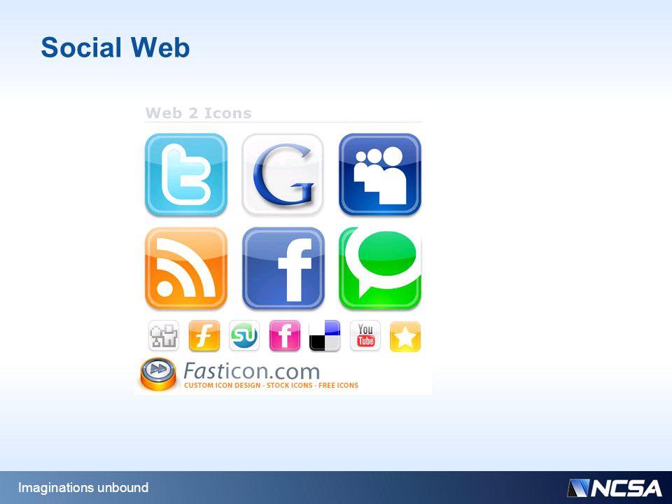 Social Web Imaginations unbound