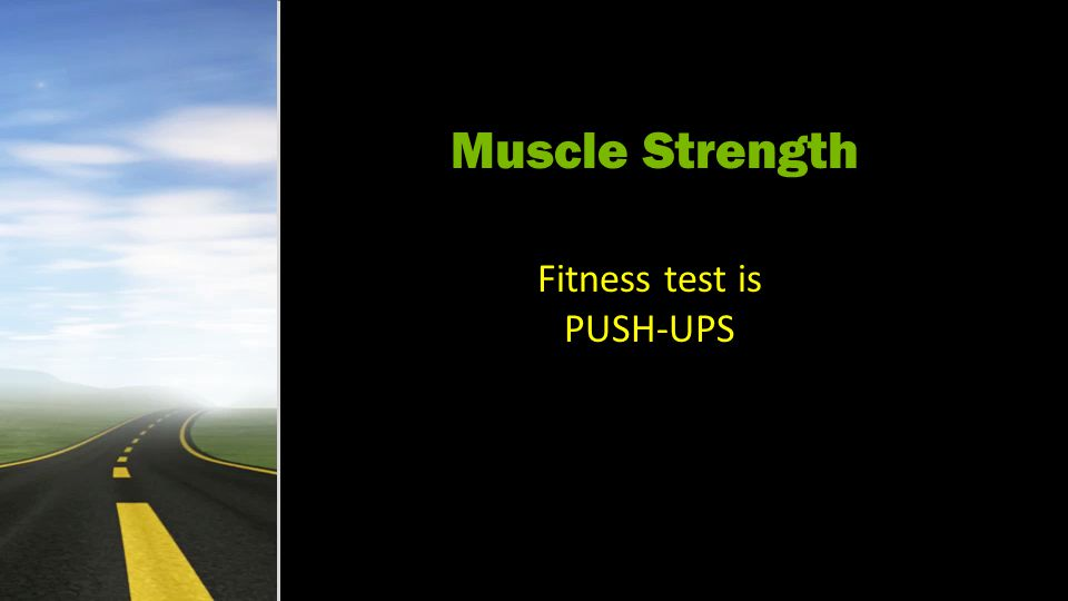 Your muscles work at full force for a short number of times 4 – 8 repetitions