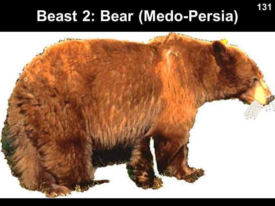 Beast 2: Bear (Medo-Persia) 131