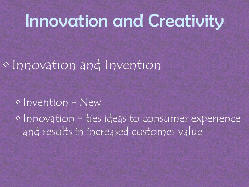 How Can YOU Become More Innovative?