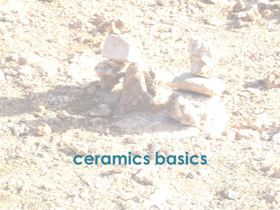 ceramics basics