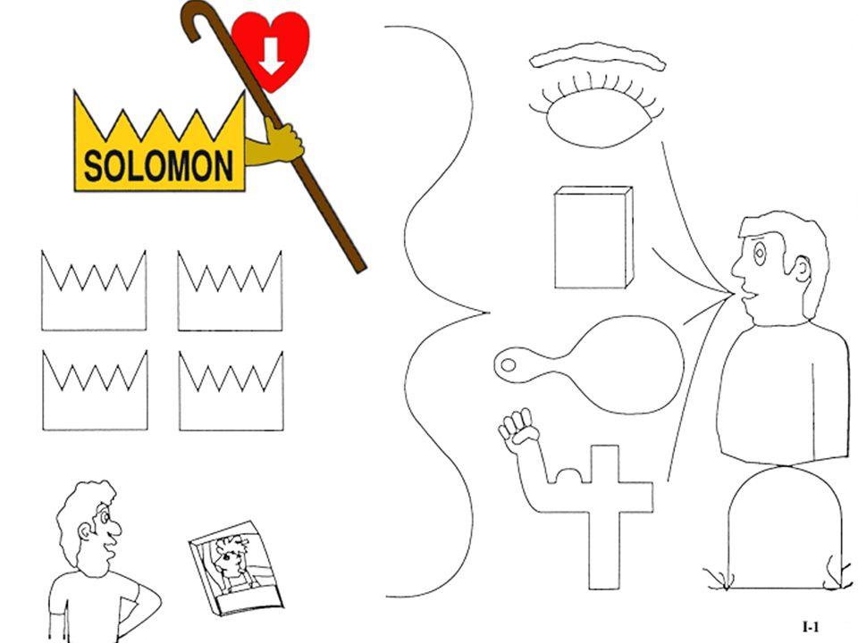 58. Solomon falls away from God when he is old. 1 Kings 11:1-6