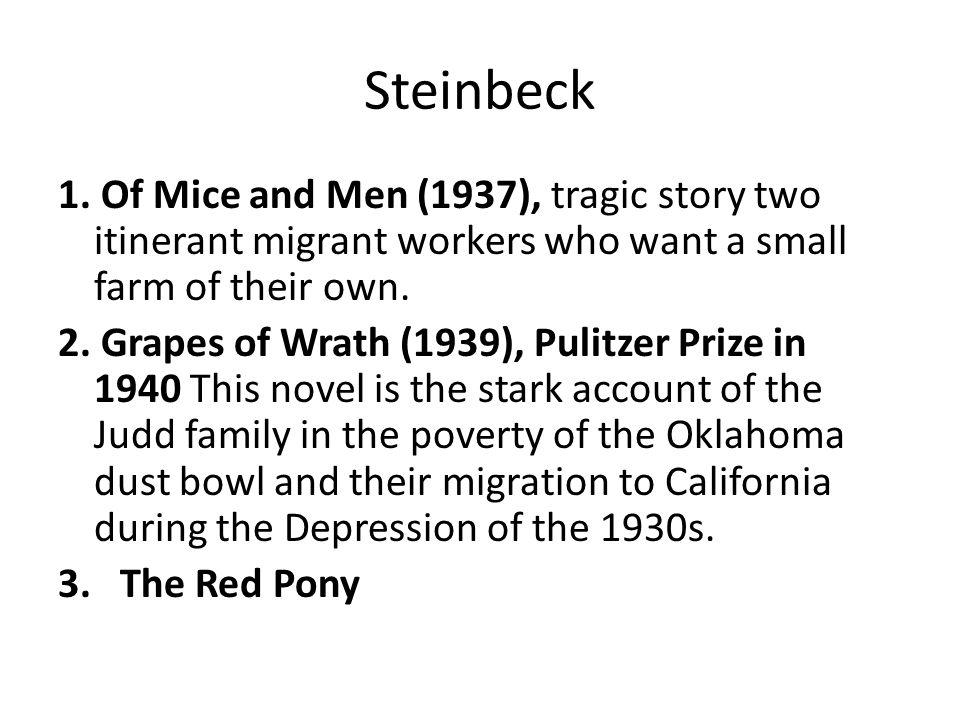 Steinbeck 1.