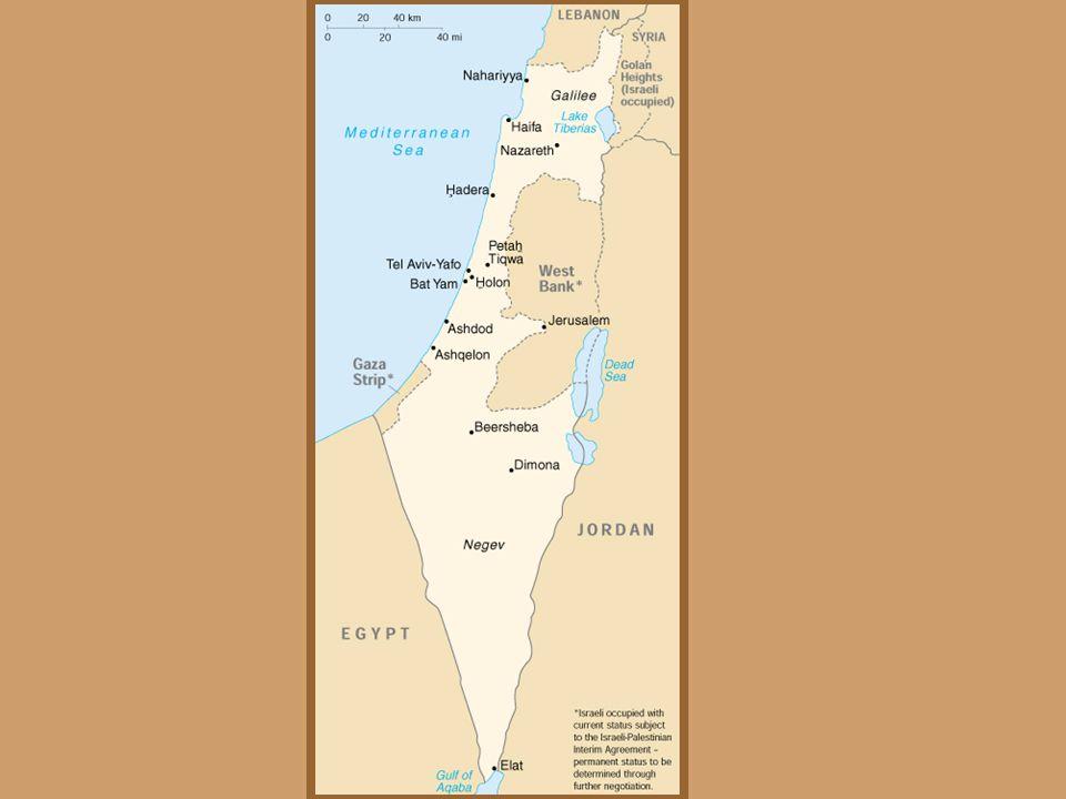 May 14, 1948 – Israel reborn Isaiah 66: 7-11 – a nation comes forth Ezekiel 37 – the Dry Bones Five Arab armies (Egypt, Syria, Transjordan, Lebanon and Iraq) immediately invaded Israel.