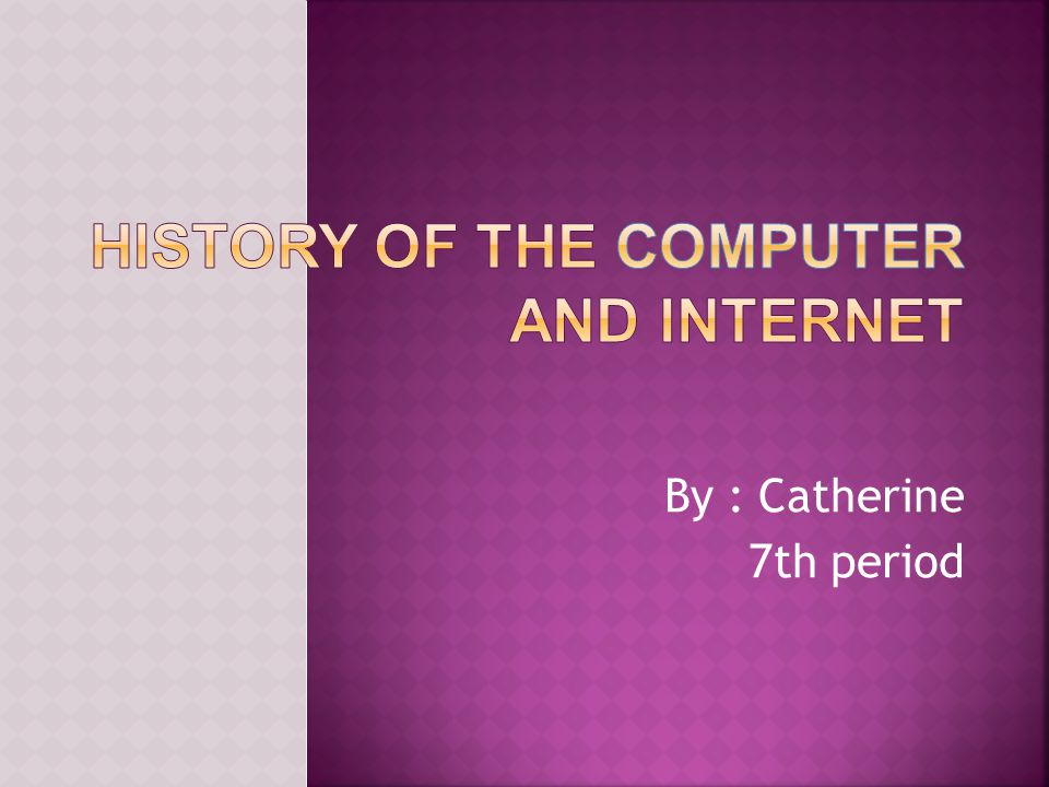 The first computer was made by Germany's Konrad Zuse in his living room around 1936-1938.