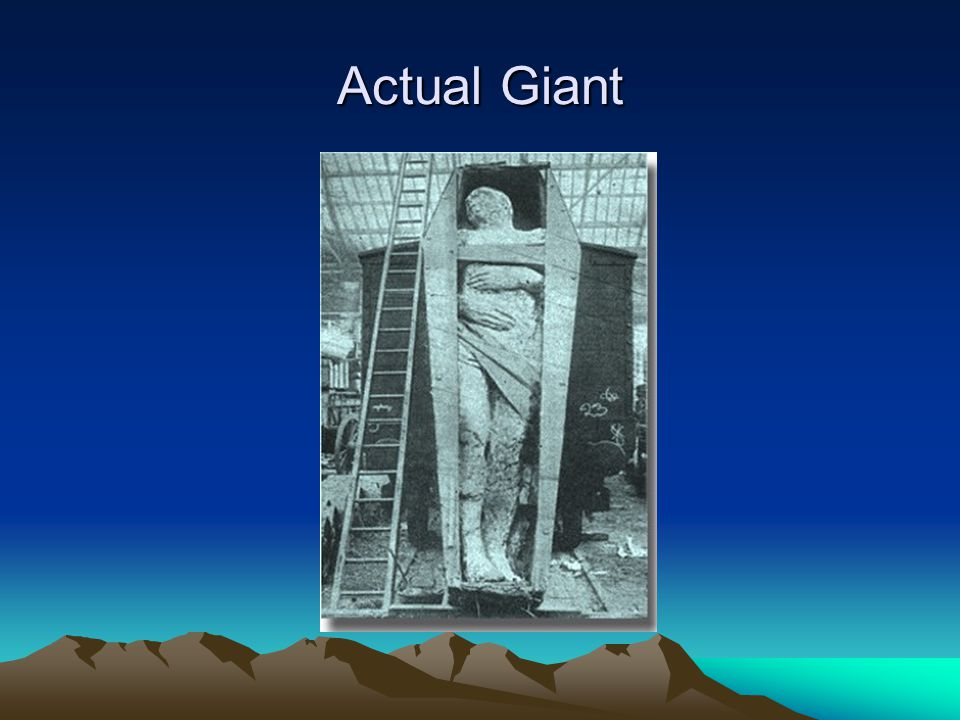 Actual Giant