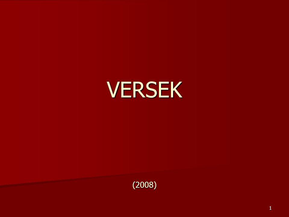 1 VERSEK (2008)
