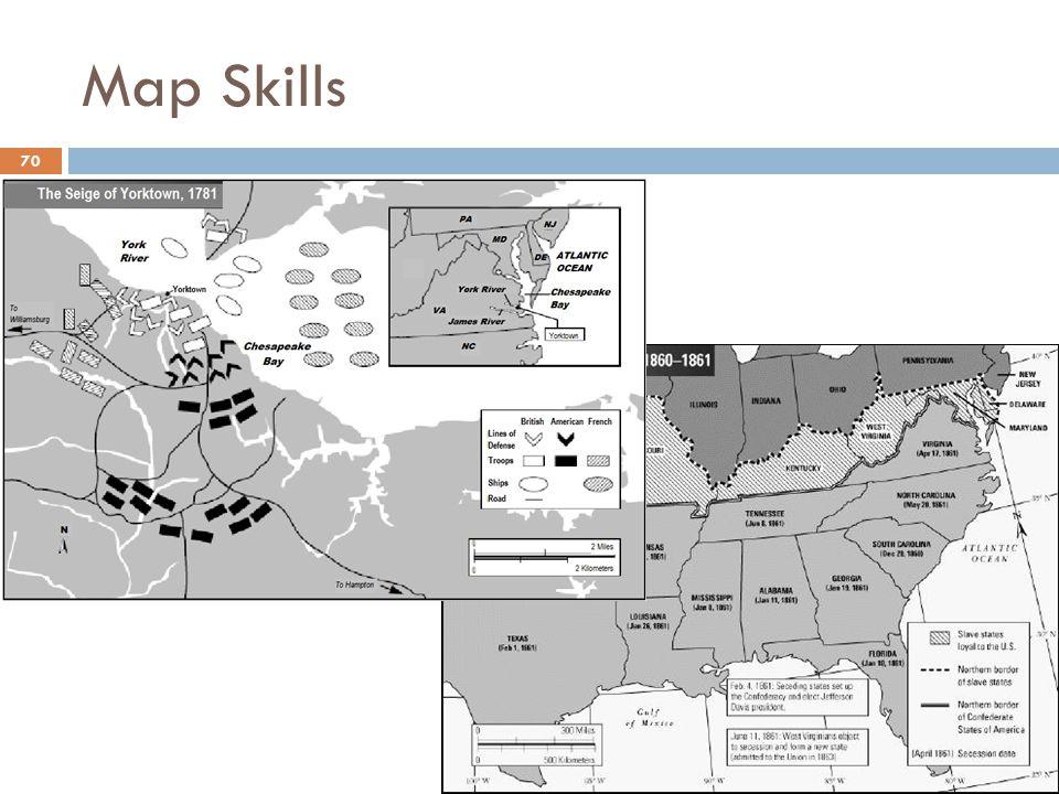 Map Skills 70