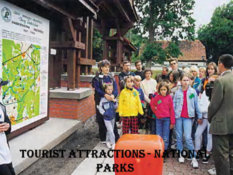 TOURIST ATTRACTIONS - NATIONAL PARKS