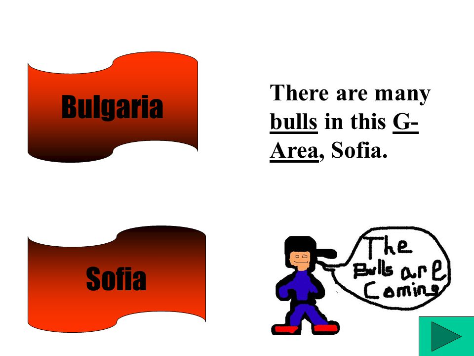 Bulgaria Sofia There are many bulls in this G- Area, Sofia.