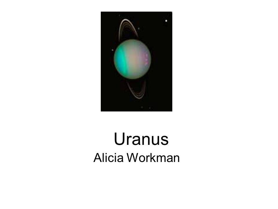 Uranus Alicia Workman