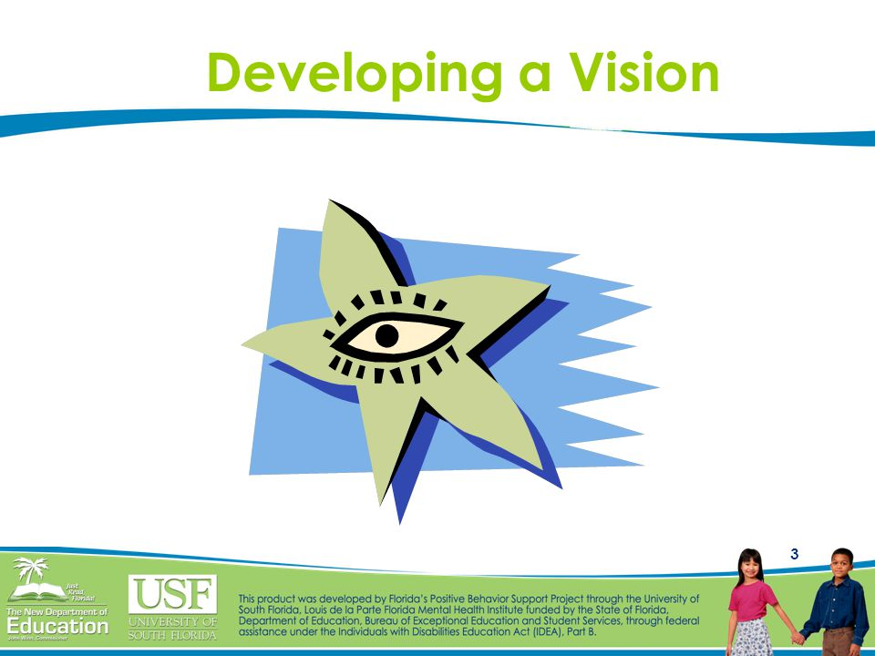 3 Developing a Vision