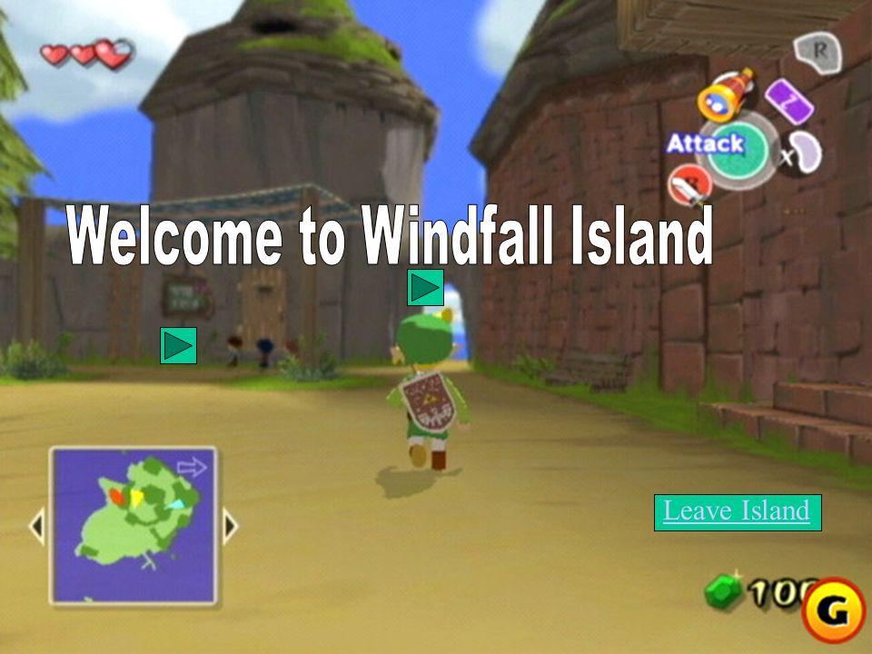 Leave Island