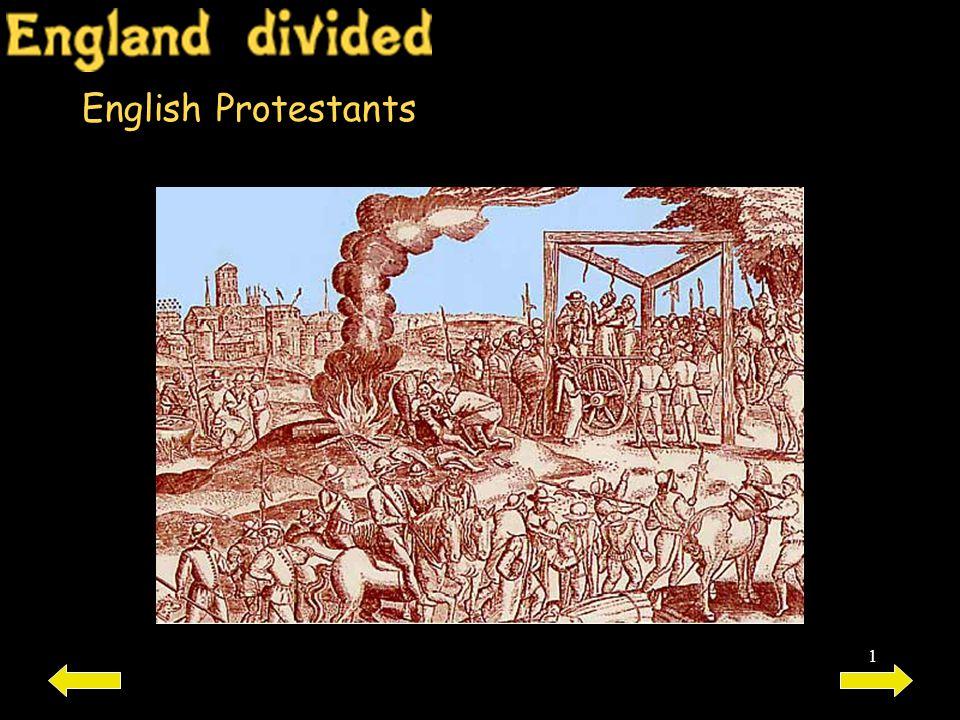 1 English Protestants