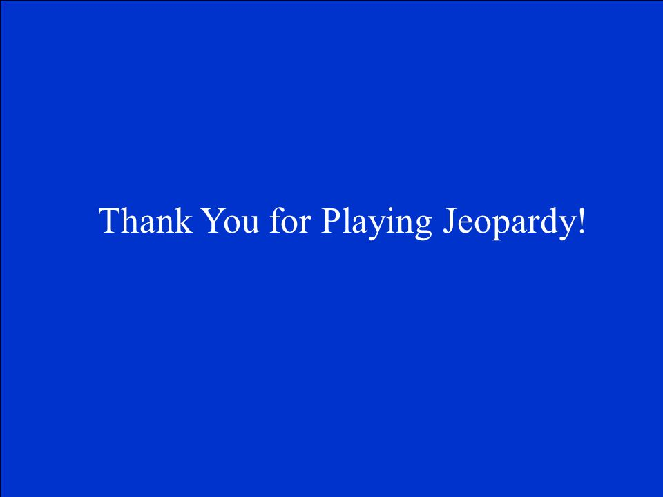 Correct Final Jeopardy Response: Multiply 36 x 10¢ then compare the total to $ 3.00.