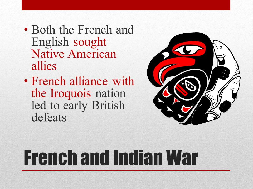 French and Indian War William Pitt's strategy for winning Britain s war with France was to use Britain's best generals in North America.