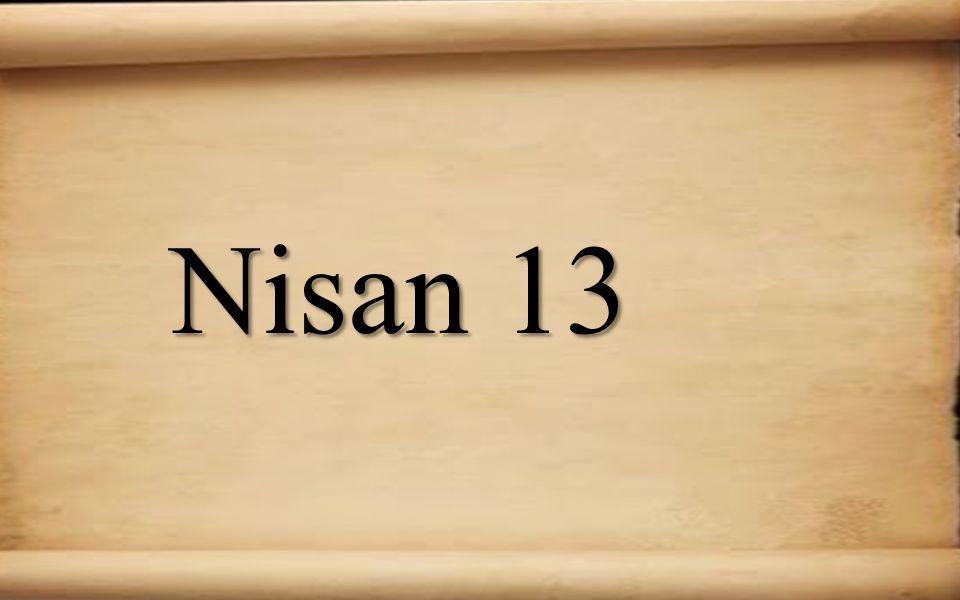 Nisan 13