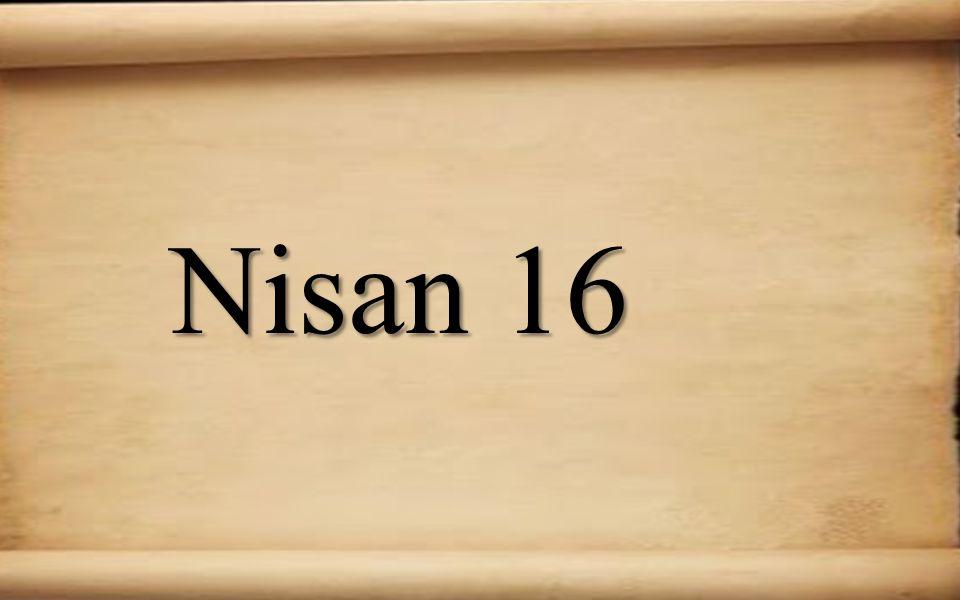 Nisan 16