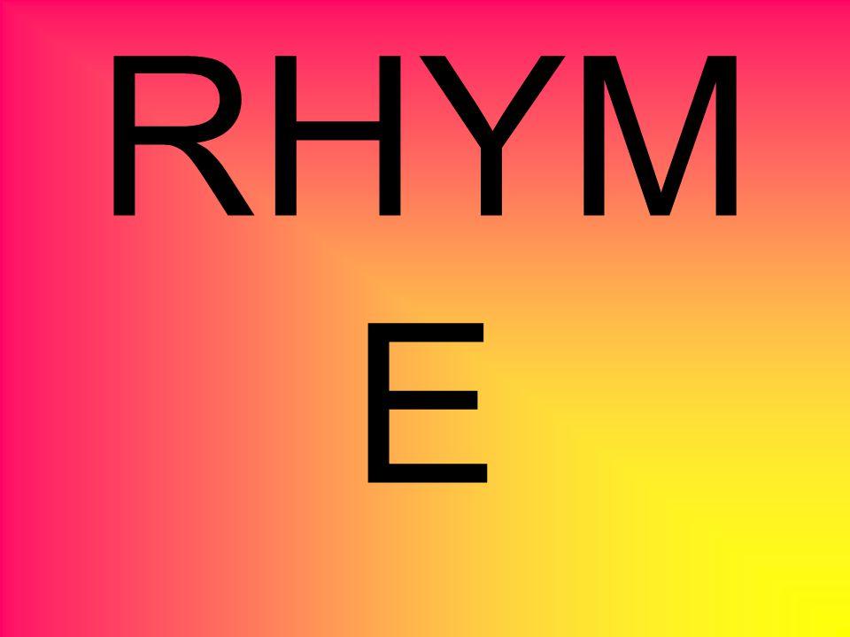 RHYM E