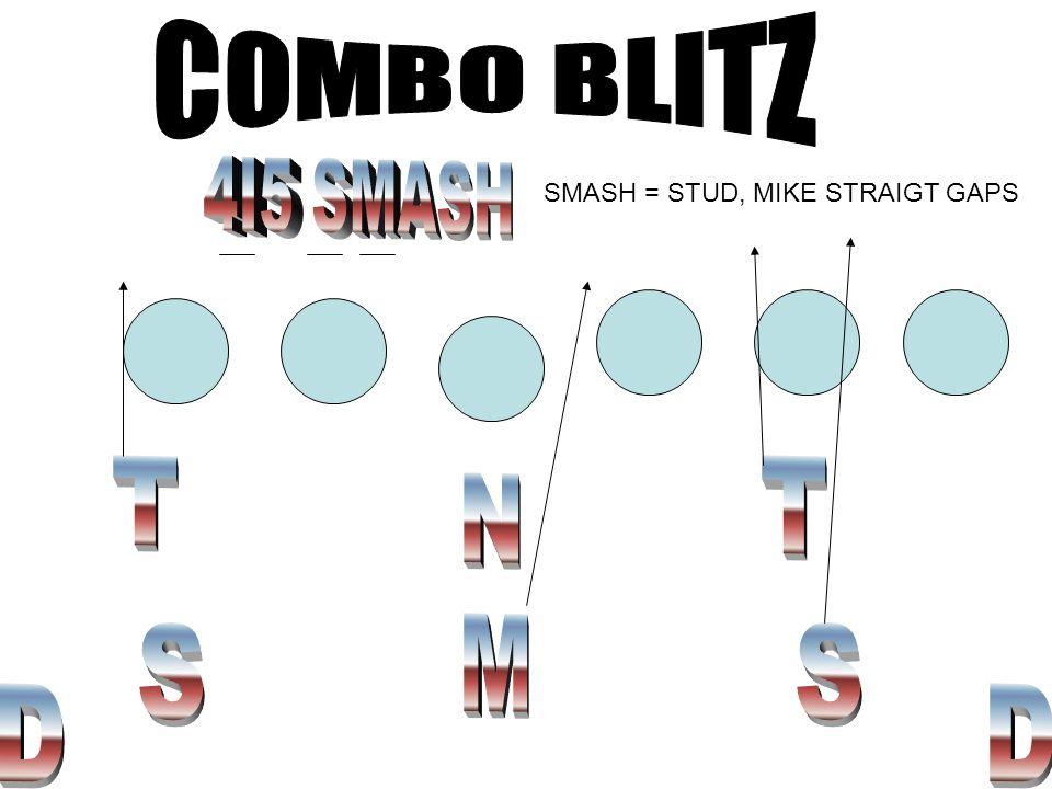 SMASH = STUD, MIKE STRAIGT GAPS