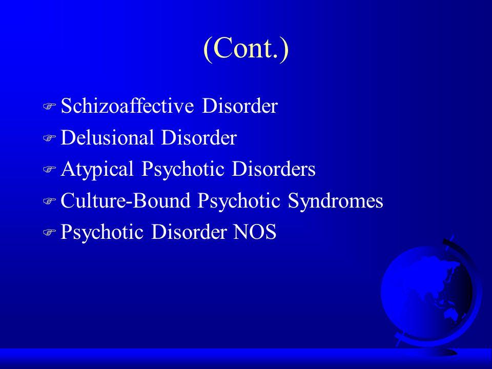 PTSD - Treatment F psychotherapy (cognitive-behavioral) F EMDR (Eye-Movement Desensitization and Reprocessing) F depression: SSRI, TCA F insomnia: zolpidem, trazodone, benzos.