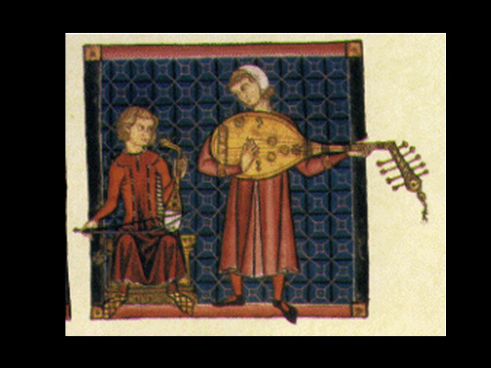 Guillaume de Machaut A poet & a musician Created the first Ordinary for the Catholic Mass Created many of the musical forms of today (rondos and ballades) Master of counterpoint