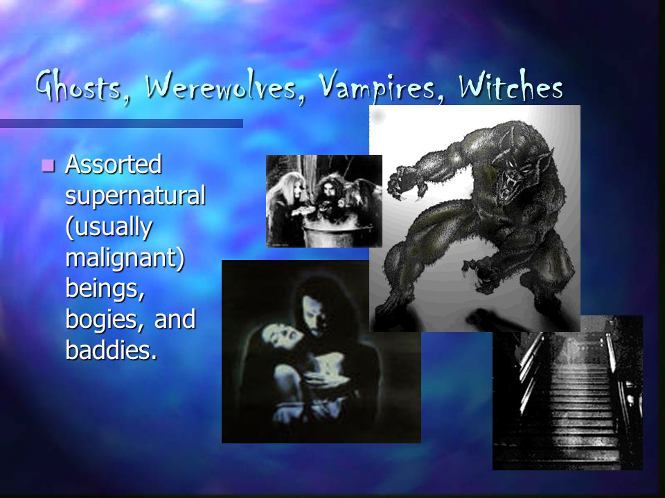 """Gothic Gadgets Physical elements allowing supernatural powers to display uncanny presence and abilities. """"Supernatural props"""": vocal and mobile portra"""