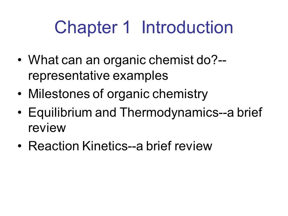 Chemists invent molecules.Biologists apply molecules.