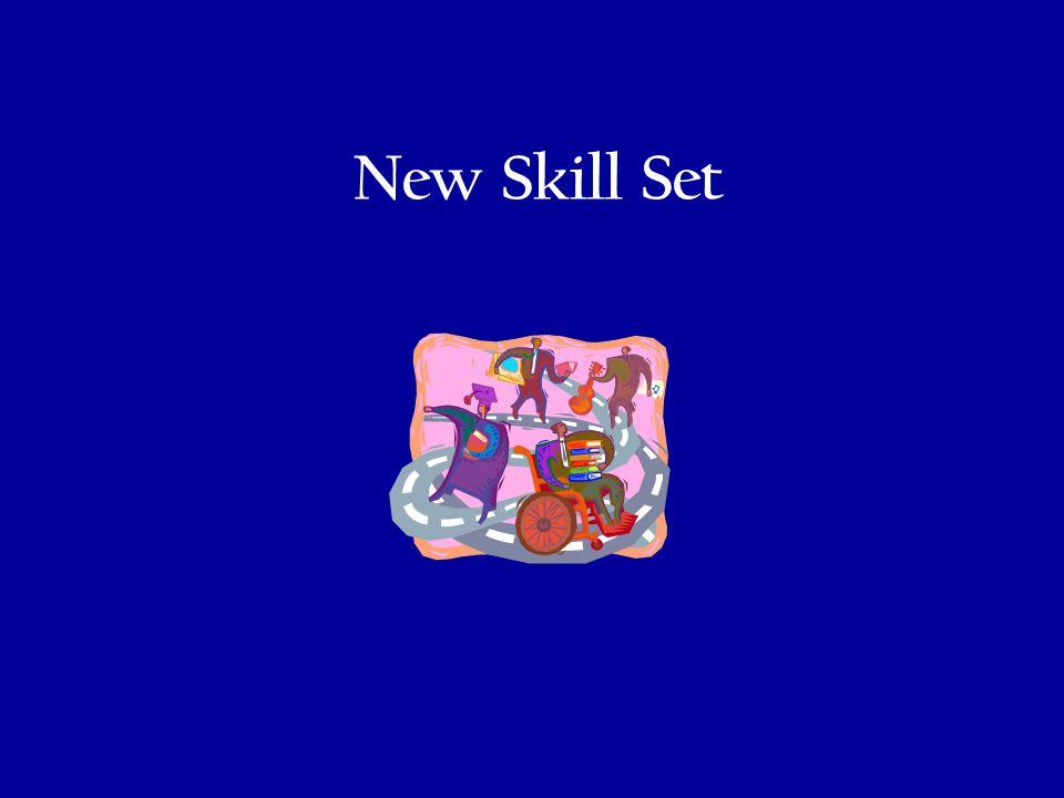 New Skill Set