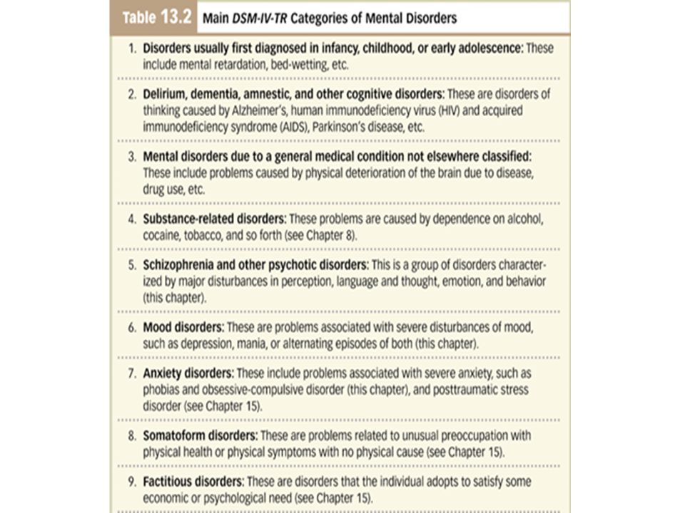 Dissociative Disorders  Dissociative Identity Disorder  Rare dissociative disorder in which a person exhibits two or more distinct and alternating personalities  Formerly called multiple personality disorder, or split personality  Reaction to overwhelming stress.