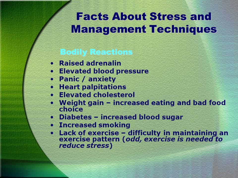 Stress Management Presented by Kimberly Coleman Chief Executive Officer Employment Ventures www.employmentventures.org