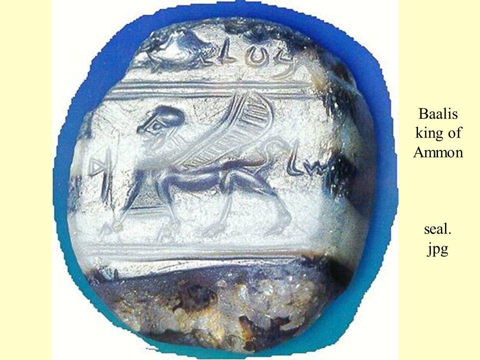 Baalis king of Ammon seal. jpg