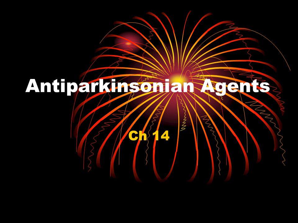 Parkinson's Disease Progressive, onset @ 45-65 y.o.