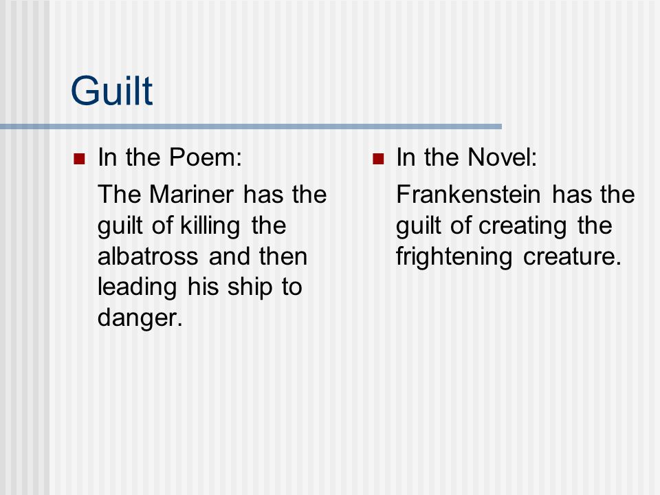 Chapter 7-The Rime of the Ancient Mariner I could not be mistaken.