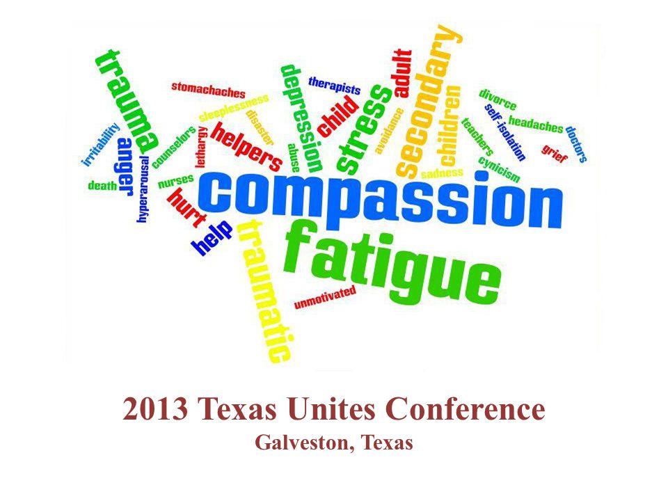  Compassion Fatigue Recovery