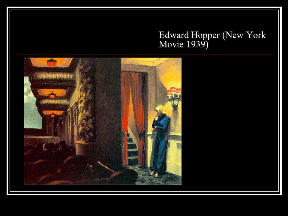Edward Hopper (New York Movie 1939)
