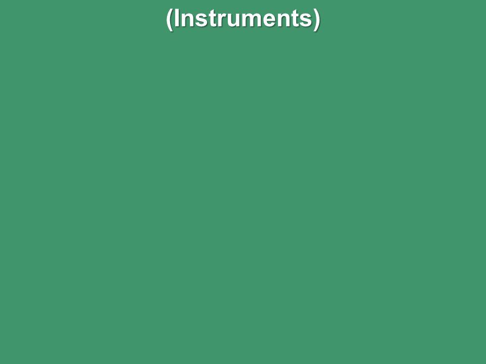 (Instruments)