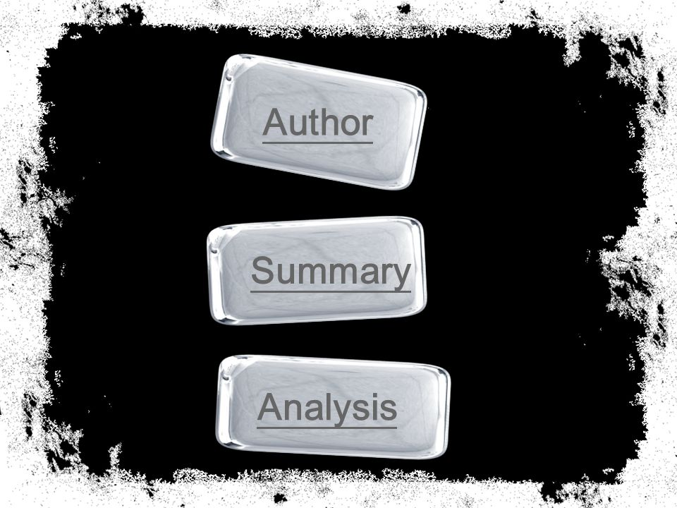 Author Summary Analysis
