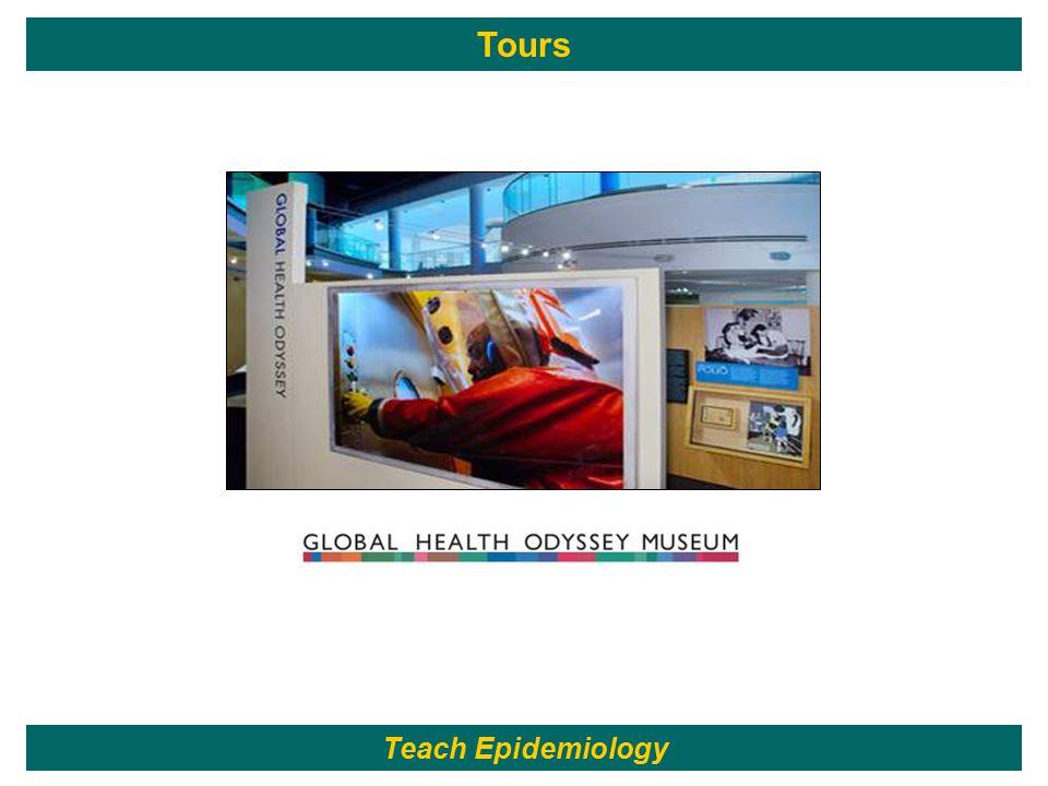 204 Teach Epidemiology Tours