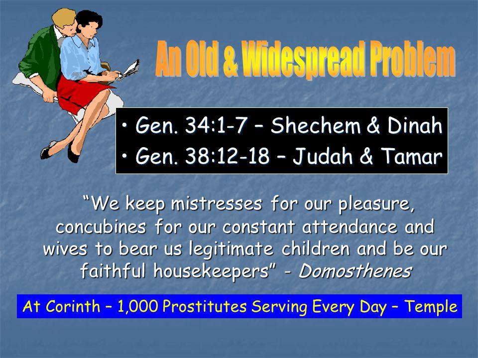 Gen. 34:1-7 – Shechem & Dinah Gen. 34:1-7 – Shechem & Dinah Gen.
