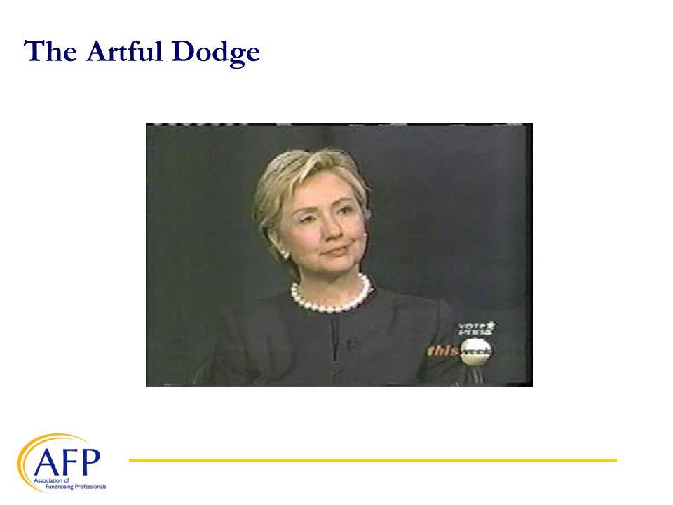 The Artful Dodge