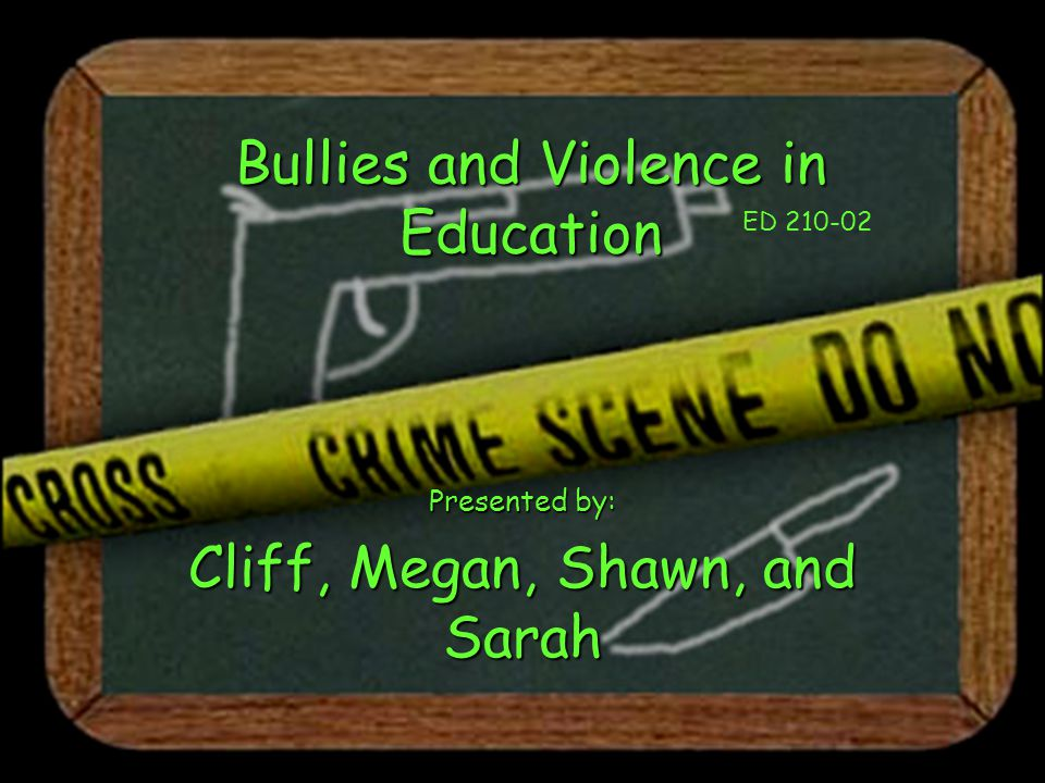 Overall Summary Bullies Bullies Characteristically seen as physically powerful or dominant Characteristically seen as physically powerful or dominant Victims Victims Someone viewed as powerless and not retaliatory Someone viewed as powerless and not retaliatory